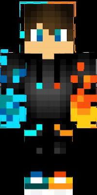 Skins Nova Skin - Skin para minecraft pe nova skins