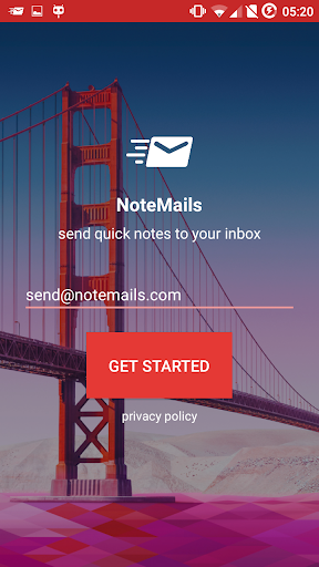 Notemails