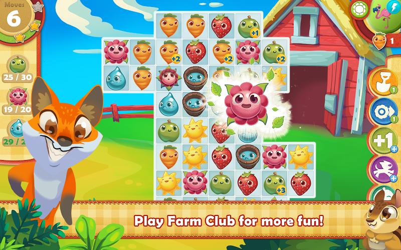 Farm Heroes Saga Screenshot 7