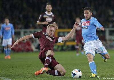Mertens veut jouer contre la Juve