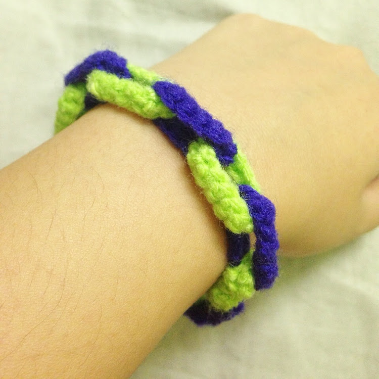 Chain bracelet by Ricincraft