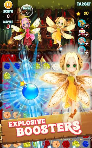 Flowers Blast - flower games 1.14 screenshots 4