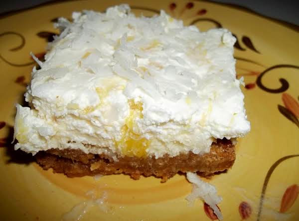 Pineapple Fluff Dessert - Cassies Recipe