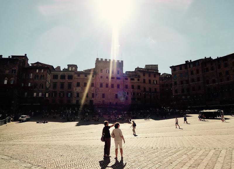 Sotto il cielo di Siena di phedericaaltemani