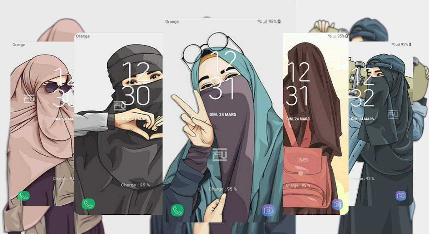 حجابي خلفيات الشاشة للبنات المحجبات Hd Android Alkalmazasok Appagg