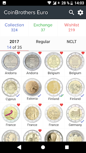 EURO Coins Manager | CoinBrothers ss1