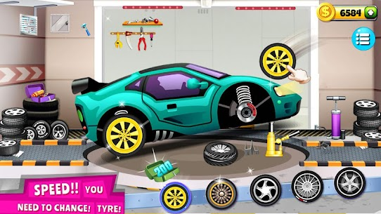 Modern Car Mechanic Offline Games 2020: Car Games 1