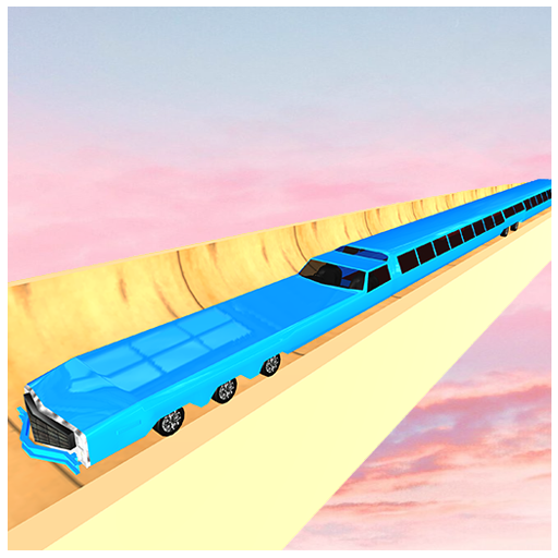 Extreme Limo Car Ramp Racing Impossible Tracks
