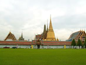 Photo: Bangkok, Wat Phra Kaew (Temple of the Emerald Buddha)