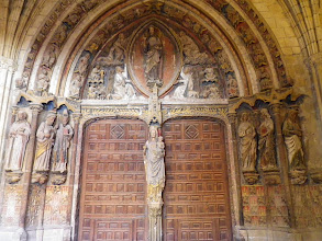 Photo: Porte du musée