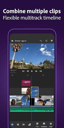 Adobe Premiere Rush u2014 Video Editor 1.5.0.3241 screenshots 7