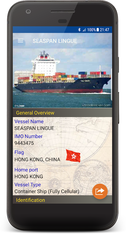 Ship Info Android Apps On Google Play - Cruise ship identification