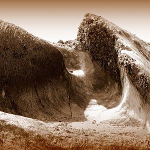 Almost Looks Like Waves!.JPG