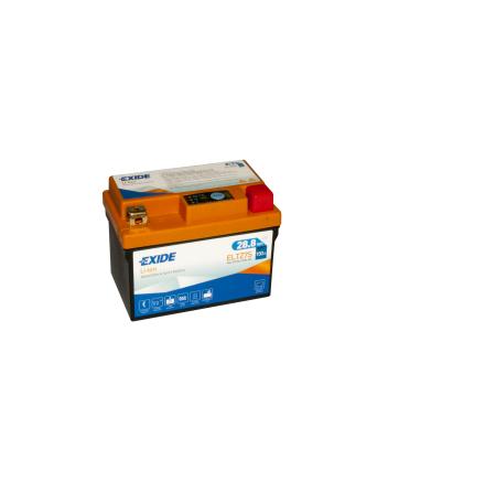Tudor Exide MC Li-Ion batteri 150CCA ELTZ7S 4303