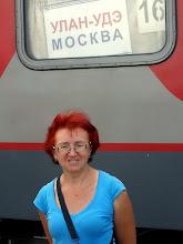 Photo: До г.Улан-Удэ едем на поезде