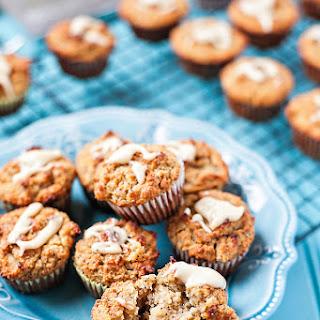 Gluten Free Maca Lemon Poppy Seed Muffins