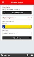 Screenshot of Van Voorden