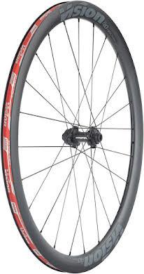 Vision SC40 Wheelset - 700, QR/15 x 100/130mm, Center-Lock, HG 11 alternate image 1