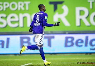 Anderlecht won met 1-2 op het veld van Waasland-Beveren