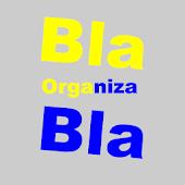 Bla Organize Bla
