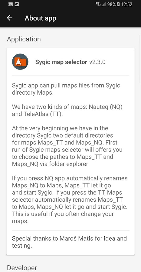 Sygic Maps Selector Android Apps On Google Play - Sygic us maps