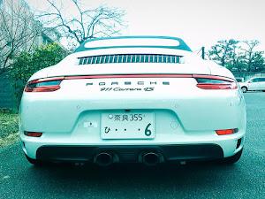 911  991後期 2017年式のカスタム事例画像 shokoさんの2019年01月17日20:24の投稿