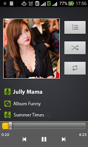 無料音乐Appの音楽プレーヤー 記事Game