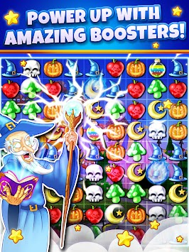 Witch Puzzle - Match 3 Game APK screenshot thumbnail 8