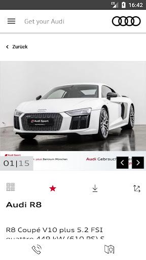 Get your Audi screenshot 5