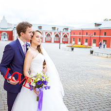 Wedding photographer Svetlana Melnik (melany2443). Photo of 29.10.2015
