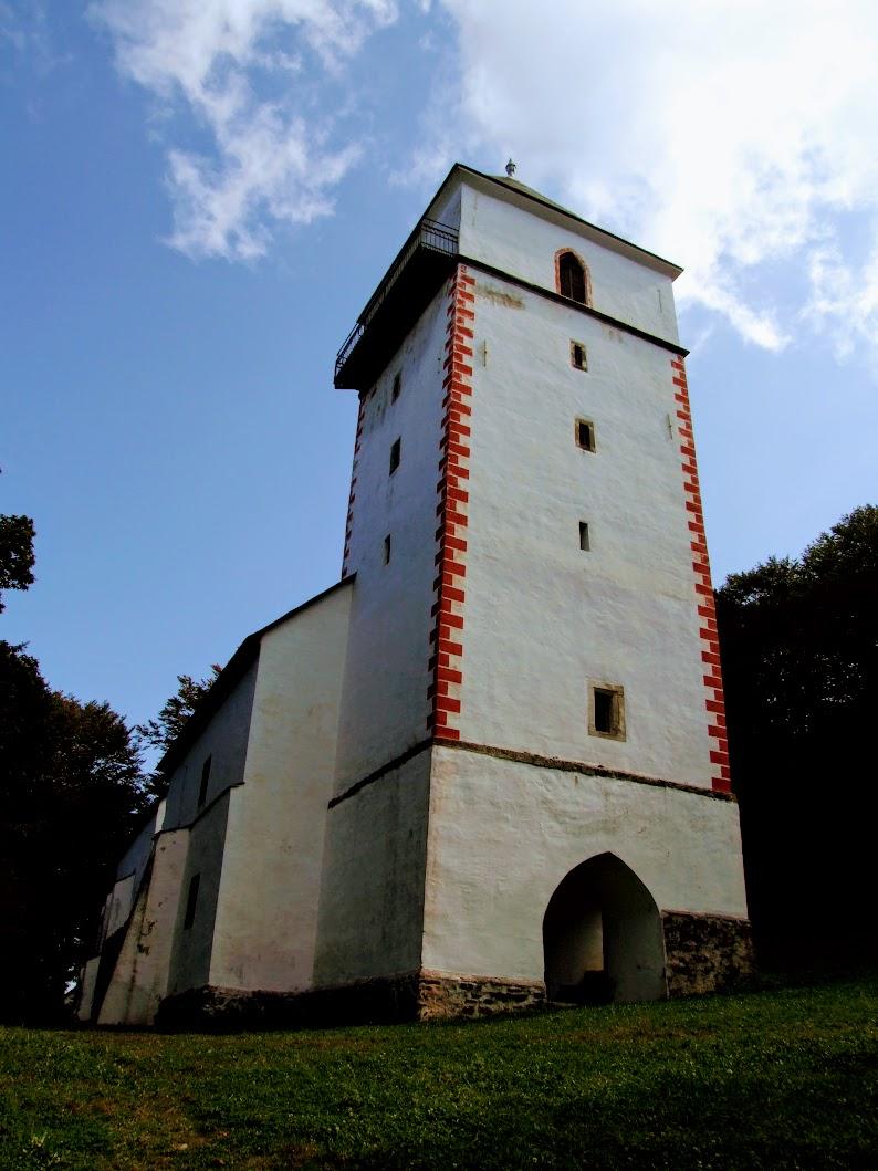Hrastje - cerkev sv. Bolfenka (Szent Wolfgang (Farkas) templom)