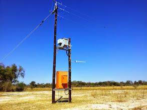 Photo: Power supply pump