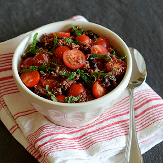 Black Bean Cherry Tomato Salad Recipes