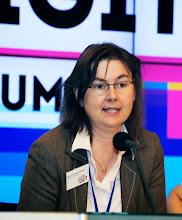 Photo: Márta Nagy-Rothengass, head of unit for data value chain at the European Commission's directorate-general for communications networks, content and technology