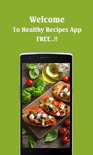 Healthy food recipes free aplicaciones de android en google play healthy food recipes free miniatura de captura de pantalla forumfinder Gallery