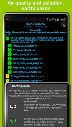 eWeather HD, Eclipse,Terremotos 7.1.0 APK 8