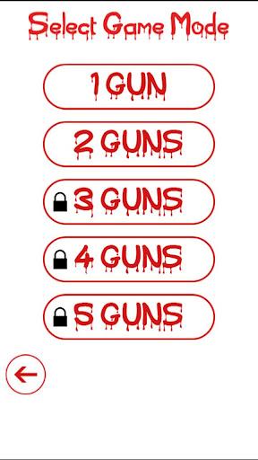 Trigger the dead - Gun Trigger