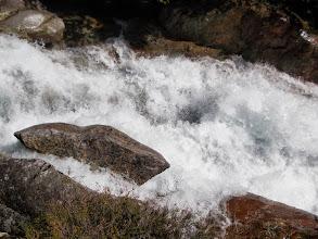 Photo: Sur le Torrent de l'Artigue les Cascades se  suivent
