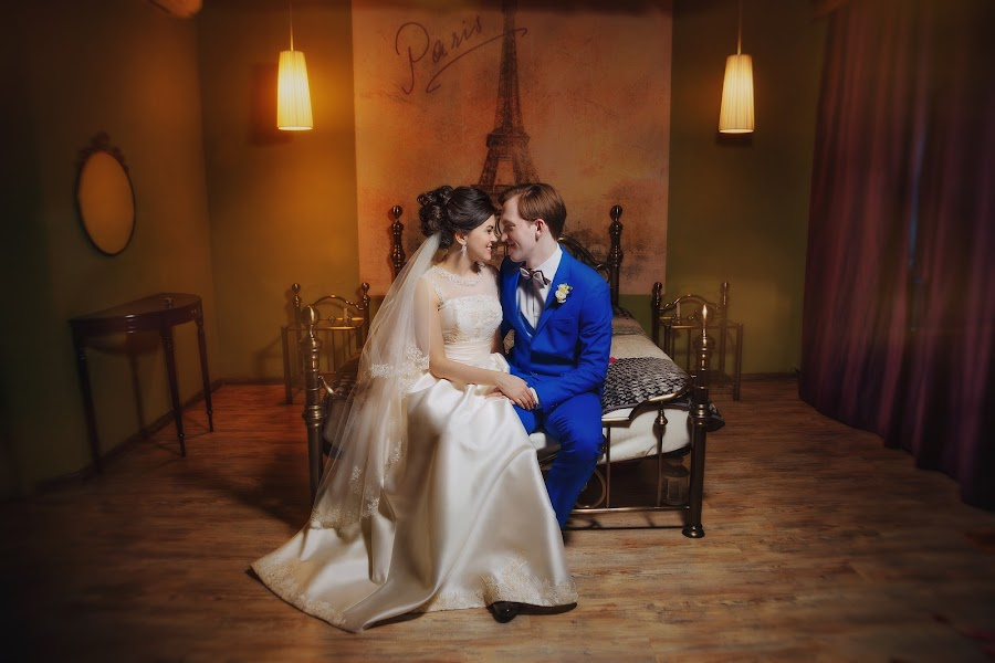Wedding photographer Lyubov Pyatovskaya (Lubania89). Photo of 19.04.2016