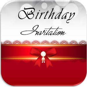 Birthday Invitation card maker for PC and MAC