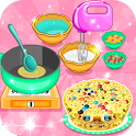 Popcorn Candy Cake icon