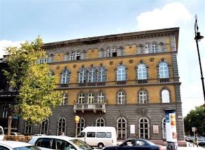 Photo: Lisztmuseum, gezien vanaf de Andrassy utca