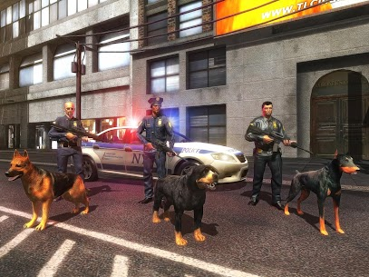 Police Dog Survival 4