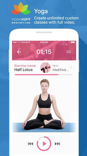 Yoga - Poses & Classes  screenshots 1