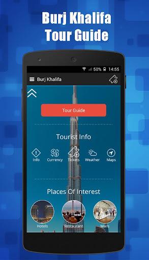 Burj Khalifa Dubai TravelGuide