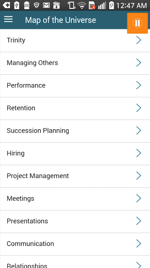 Manager Tools- screenshot