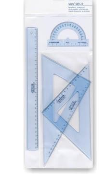 Kit Penmax De Reglas X 4Und