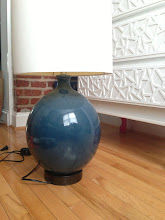 Photo: $185 West Elm floor lamp. 4 ft tall with shade.