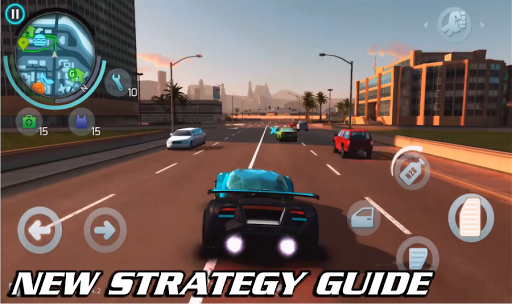 How Play Gangstar Vegas 1.0 screenshots 2
