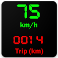 Kmh Counter (Speedometer) apk